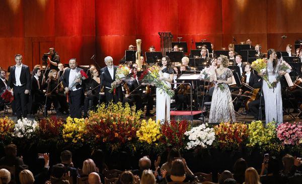 Pandemie zum Trotz: Konzert von Plácido Domingo in Moskau