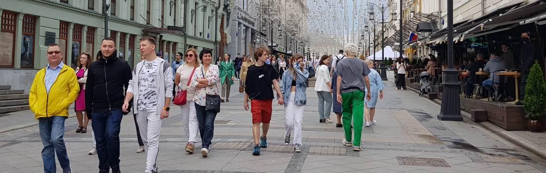 Rosstat verzeichnet beschleunigten Bevölkerungsrückgang in Russland