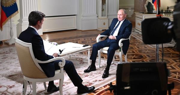 Wladimir Putins Interview mit NBC