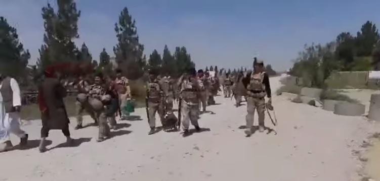 Geschichte der Beziehungen zwischen Russland und den Taliban