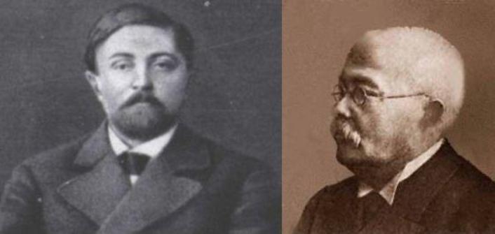 """Dmitri Mamin-Sibirjak (""""der Sibirer"""") und Pjotr Boborykin, der vergessenste Schriftsteller seiner Zeit"""