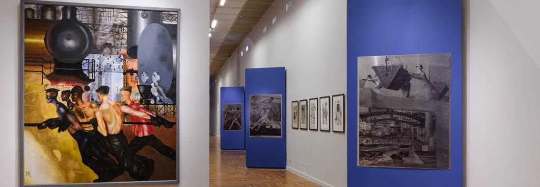 """""""Der gewöhnliche Lauf des Lebens"""": Ausstellung des Künstlers Juri Pimenow in der Moskauer Tretjakow-Galerie"""