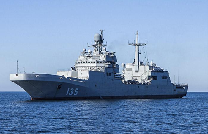 Russland könnte eine arktische Militärflotte aufbauen