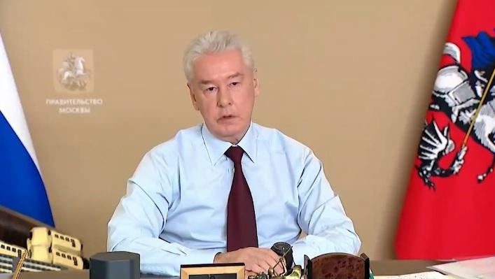 Sobjanin bezeichnet Coronavirus-Situation in Moskau als alarmierend